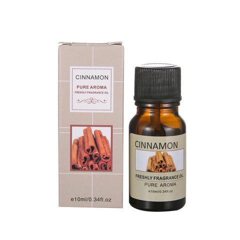 Cinnamon - Pure Essential Oils for Aromatherapy, Massage, Skin Care.