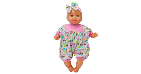 "Unbelievable Soft Baby Doll 13"" Air Baby"