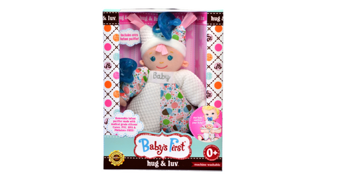 Baby's First Hug & Luv Doll