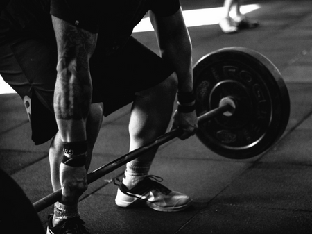 Weight Lifting For Grapplers: 6 Exercises To Try Today