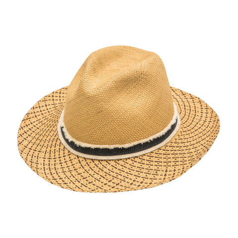 Olive Twist Pava Hat