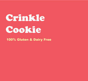 Crinkle Cookie