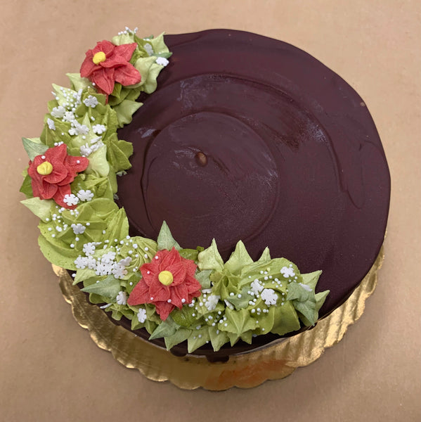 Holiday Mixed Berry Ganache Cake - SOLD OUT