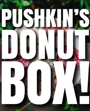 Donut Box Delivery (May 10th)