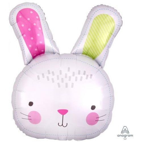 Super shape Bunny helium balloon
