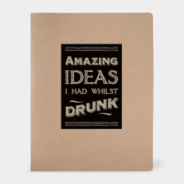 Amazing Ideas Notebook