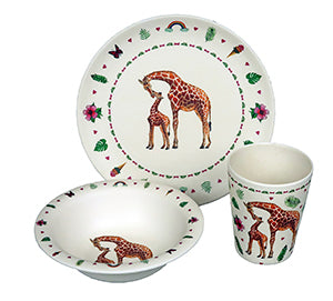 Hungry Kids Set - Giraffe