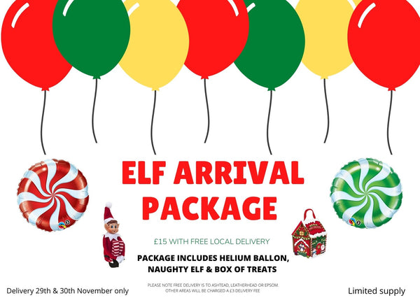 Elf Arrival Package