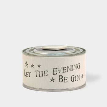 Tin Candle - Evening Be Gin