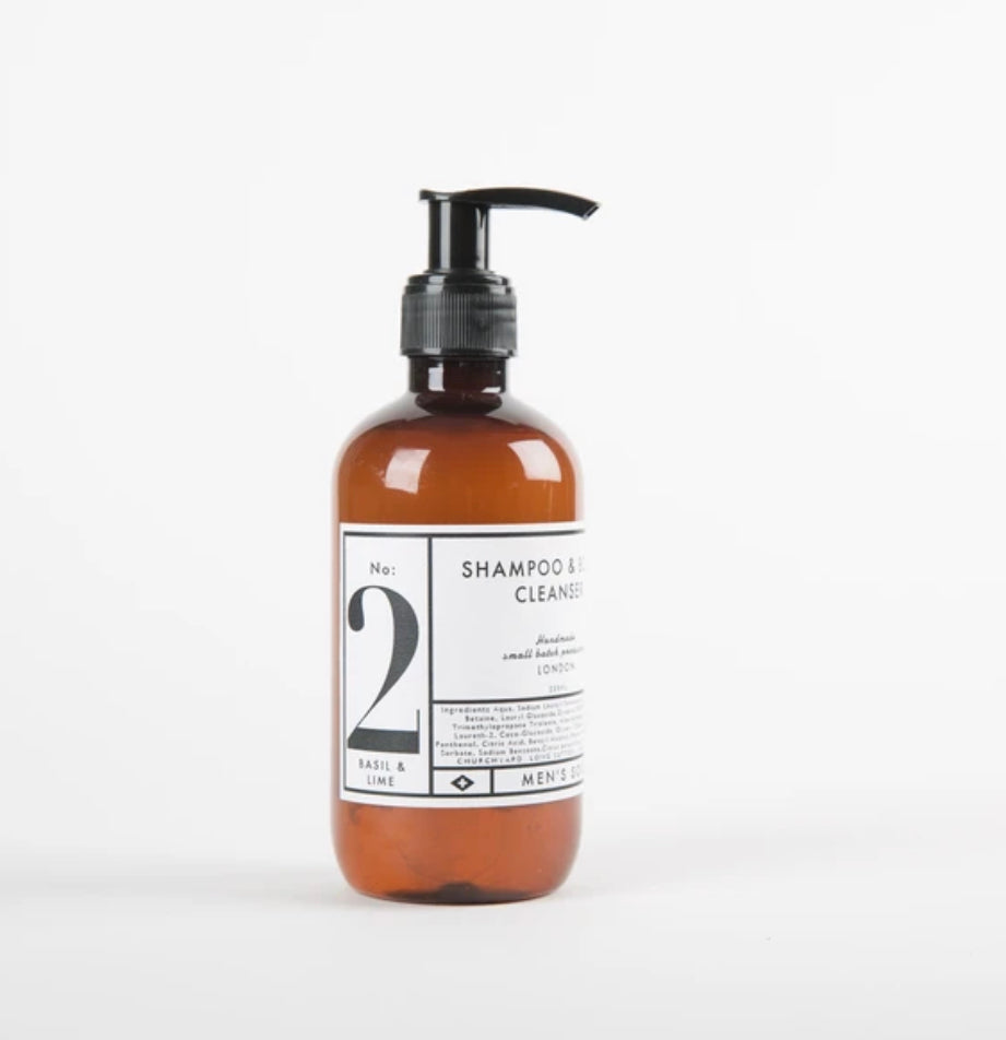 No.2 Shampoo and Body Cleanser 250ml