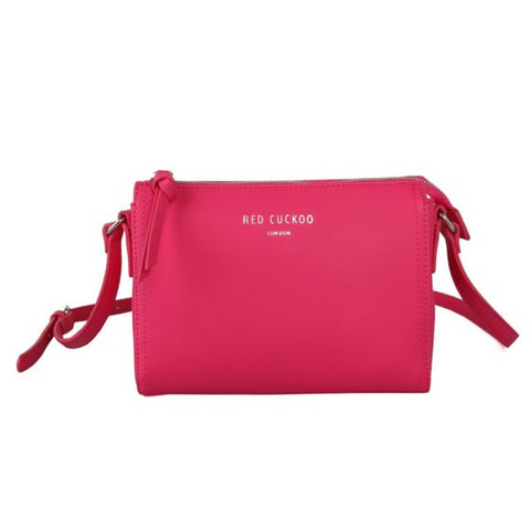 Red Cuckoo Cross Body Bag - 3 Colours