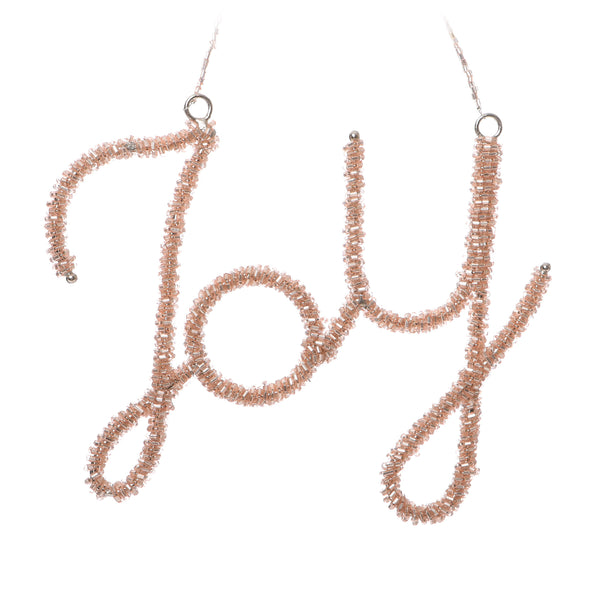 Magic Bead Sign Joy Gold 19Cm