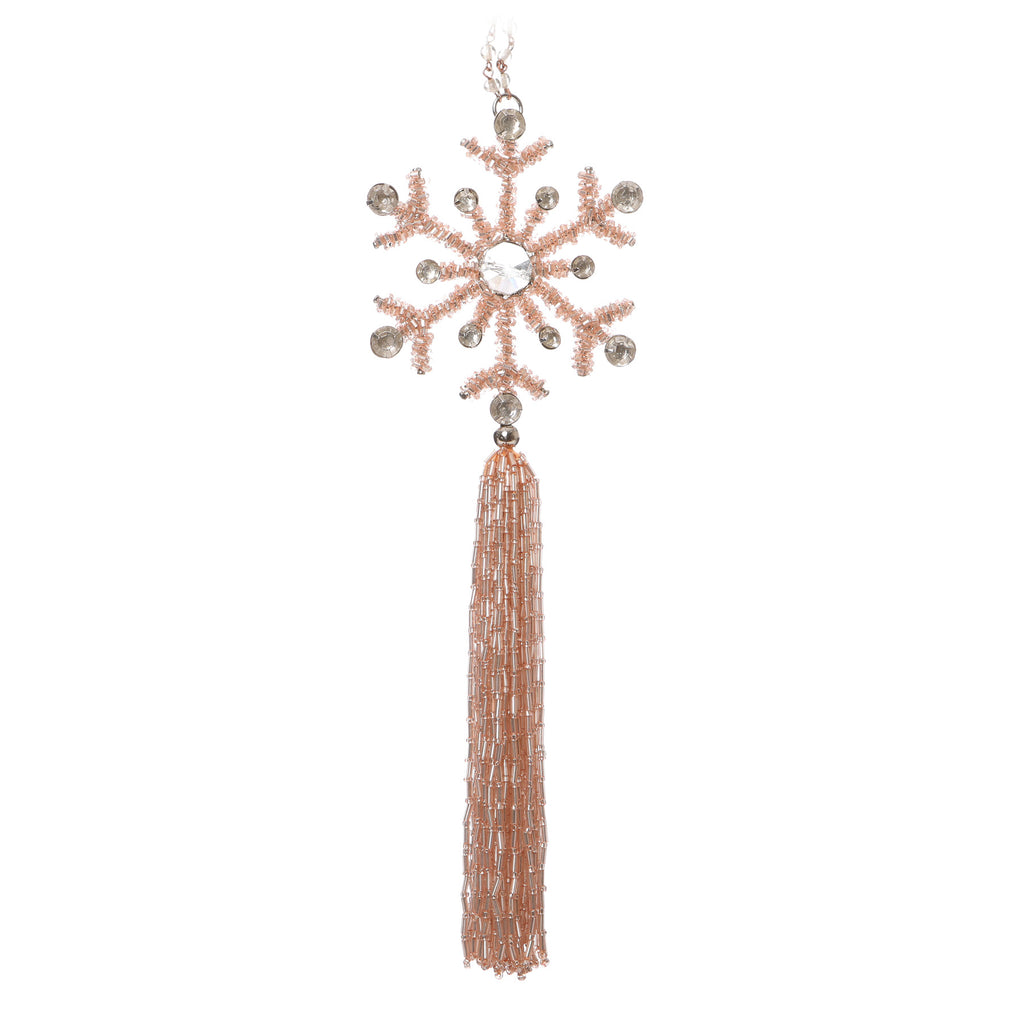 Magic Bead Tassel Gold 25Cm