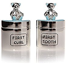 Tooth & Curl Set - Blue Teddy