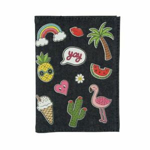 Patches & Pins Passport Holder