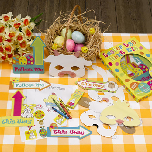 Craft Easter Egg Hunt Kit