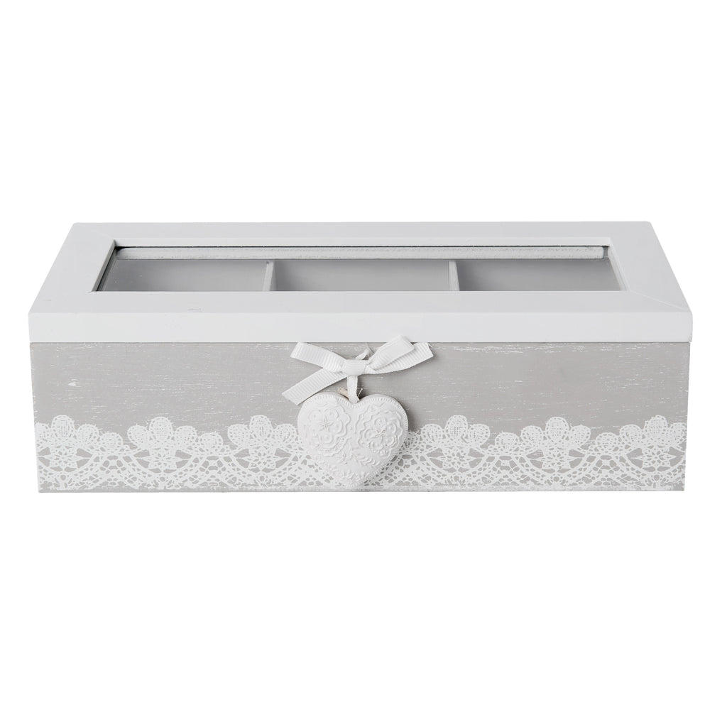 Shabby Chic Tea Box