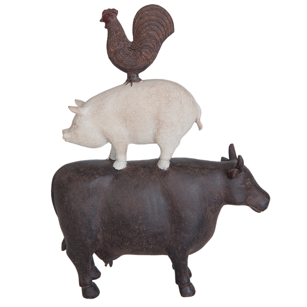 Farm Animal Decoration