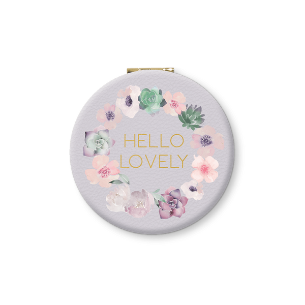 Lovely Jayne Compact Mirror