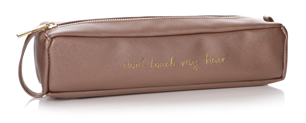 Holy Chic Bronz Straightener Bag 30Cm