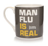 man flu is real mug