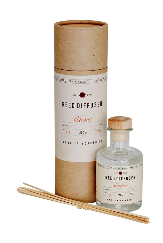Fruits of Nature Reed Diffuser - Amber Scent