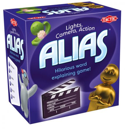 Alias: Lights, Camera, Action