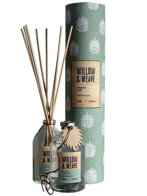 Bergamot White Musk Room Diffuser - Willow & Weave