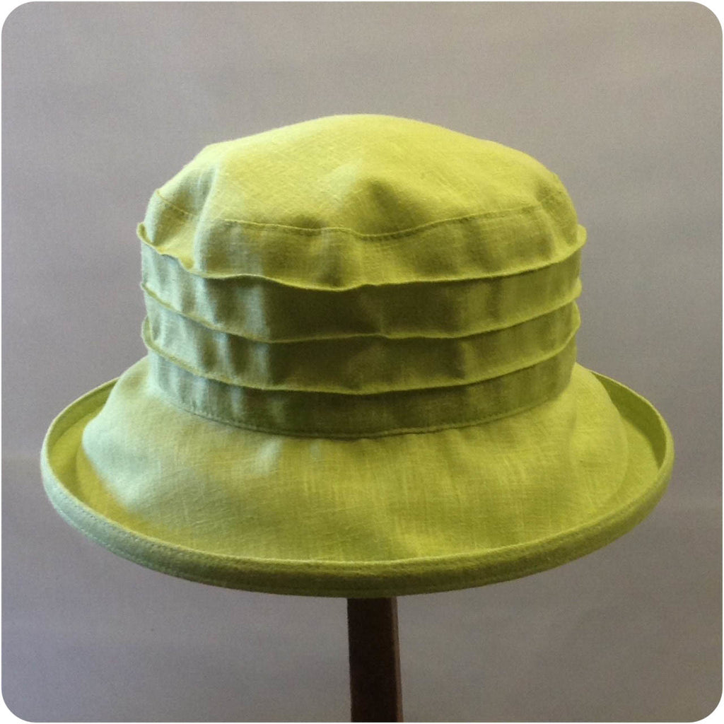 Peak & Brim Evergreen Cotton Hat