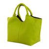 Cora bag in Green - medium size tote bag