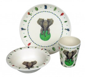 Hungry Kids Set  - Elephant