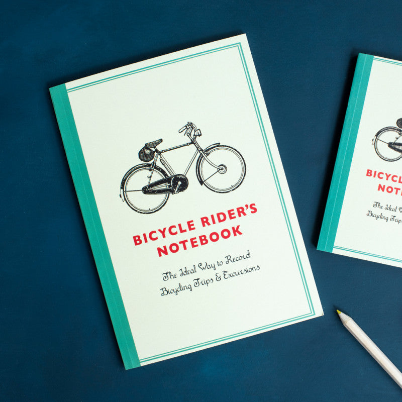 Bicycle Riders Notebook A5