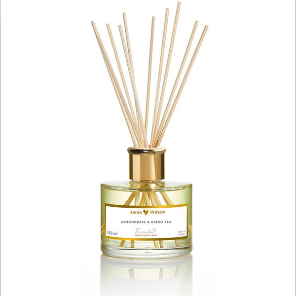 Lemongrass & Green Tea Diffuser 100ml