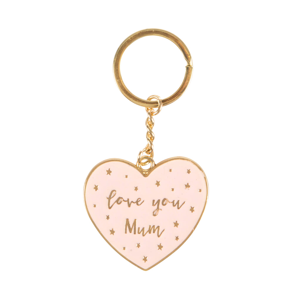 Scattered Stars Love You Mum Keyring