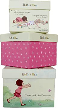 Belle & Boo Trinket Boxes