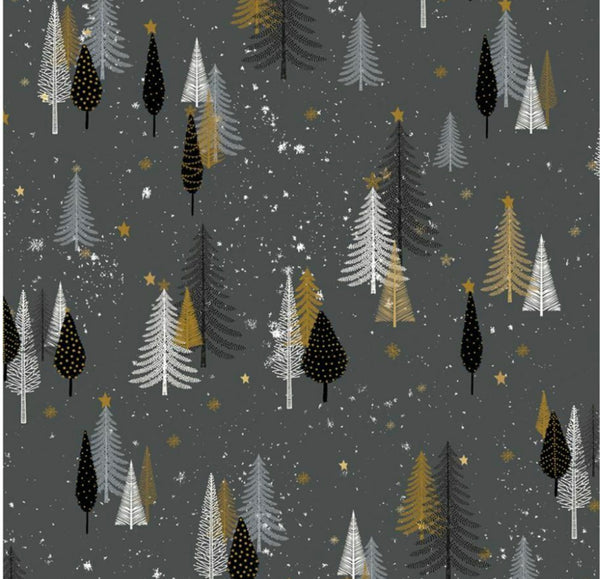 Christmas Napkins - Trees