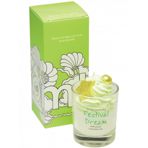 Festival Dream Piped Candle