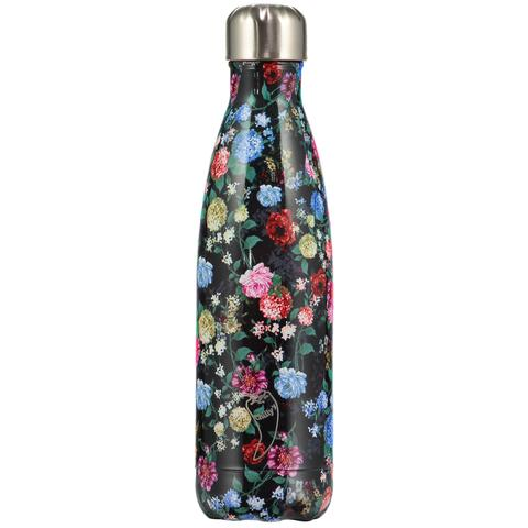 500ml Floral Roses Chilly Bottle