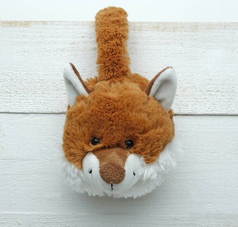 Baby Fox Ear Muffs