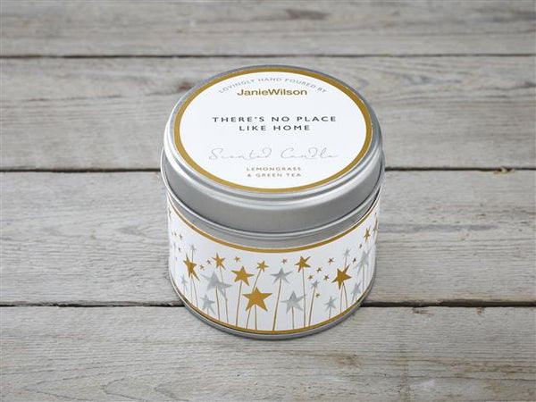 There's No Place Like Home-Lemongrass & Green Tea Candle