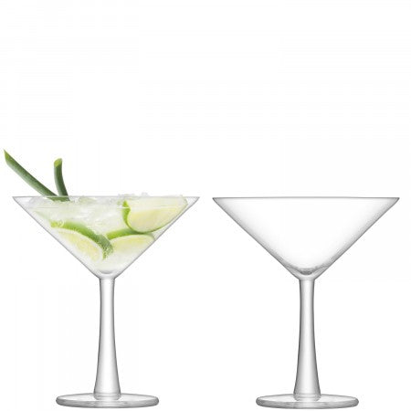 LSA Gin Cocktail Glass - Pair of Two