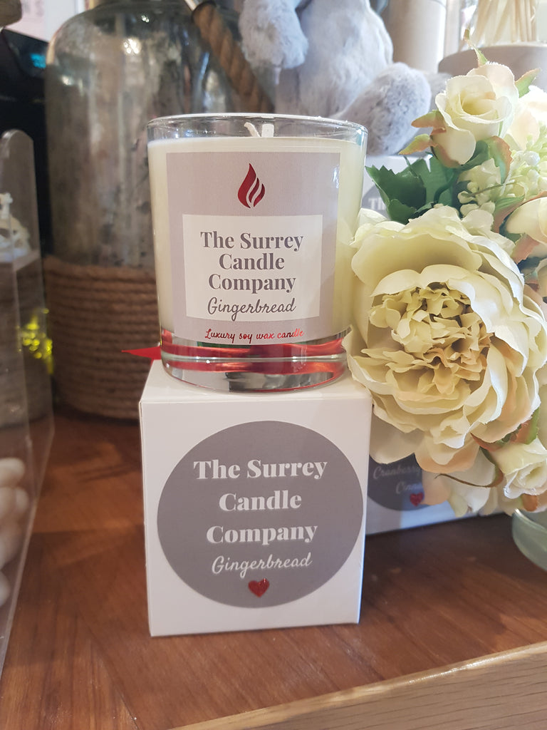 The Surrey Candle Co - 30cl Gingerbread