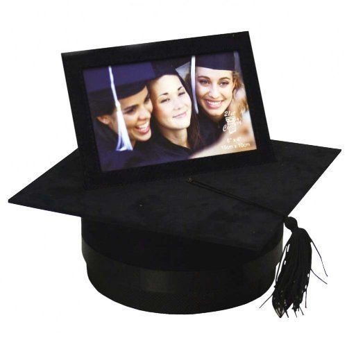 graduation cap photo frame