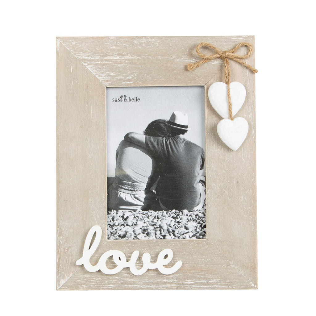 Ashley Farmhouse LOVE Standing Frame