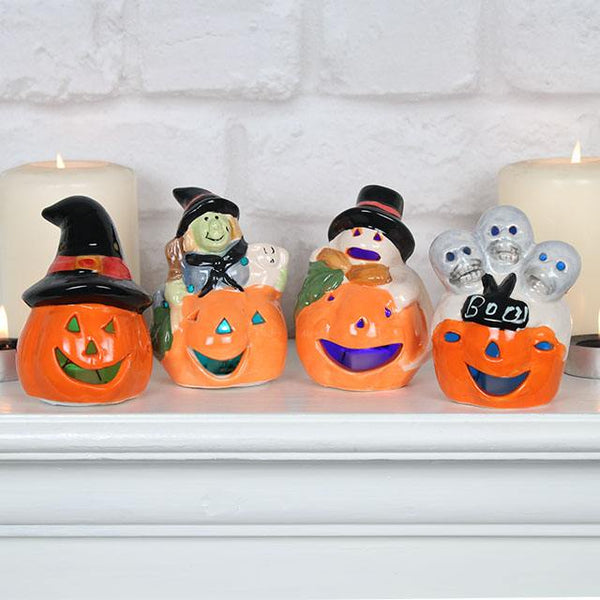 Mini Ceramic Pumpkins