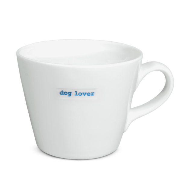 Standard Bucket Mug - Dog Lover