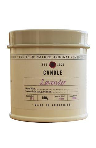 Fruits of Nature Candle 100g