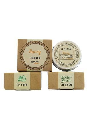 Fruits of Nature Lip Balm 15ml