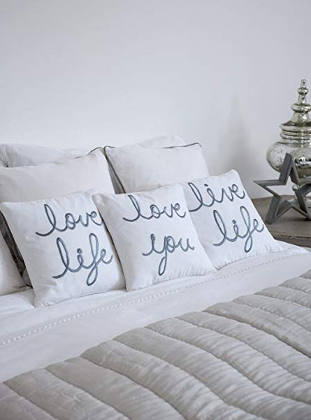 Live/Love Life Scatter Cushion
