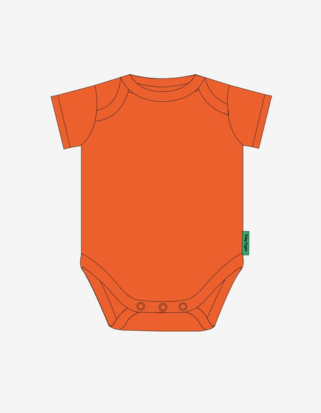 Organic Basic Baby Body (4 colours)